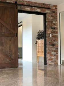 Urban Homes Lewisridge polished concrete